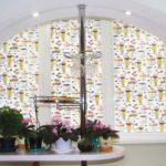 рулонные шторы жалюзи для кухни