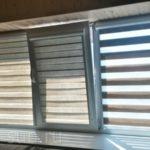 фото рулонные шторы зебра