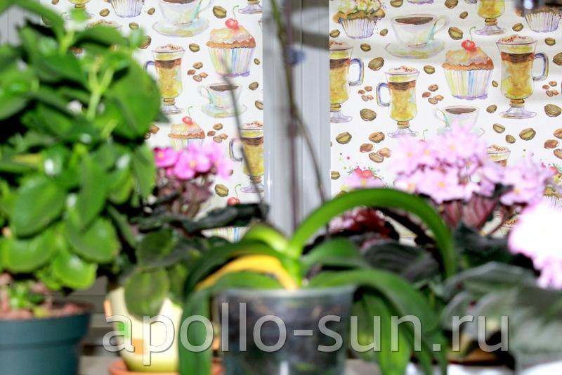 коллекция дизайн рулонных штор в самаре